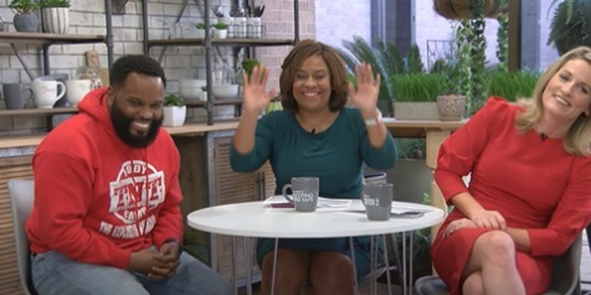 KSLA Cafe': New Year, New You!