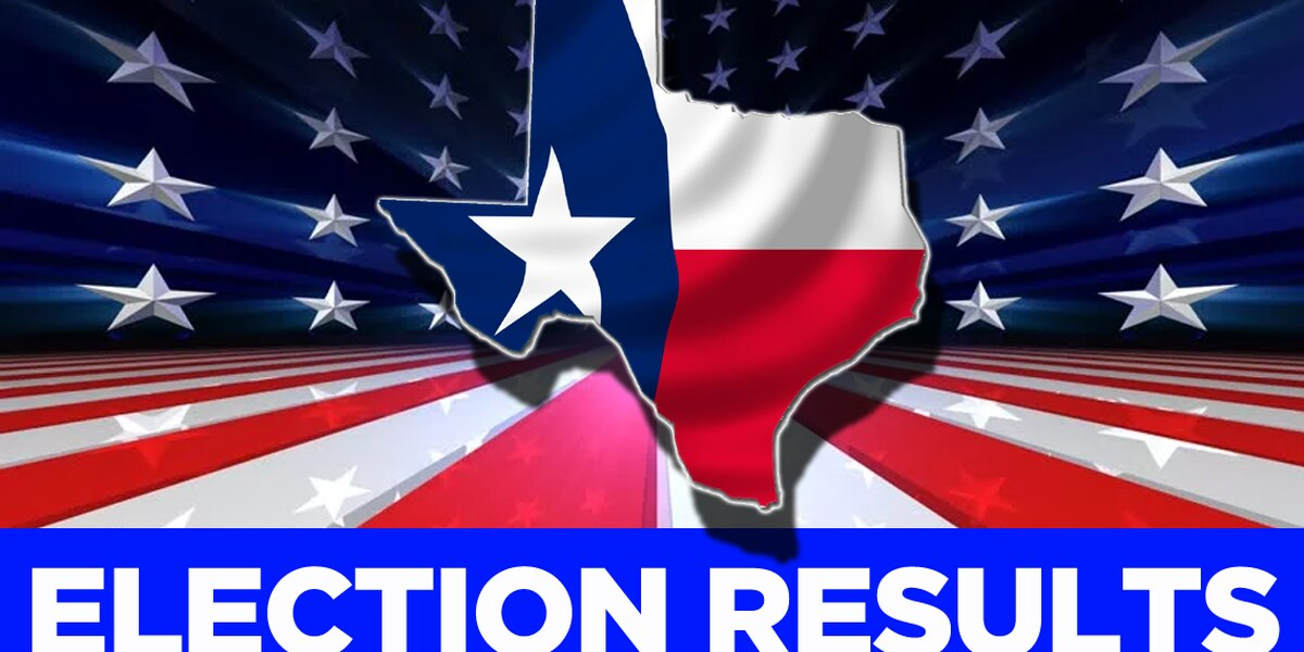 Texas election results - May 6