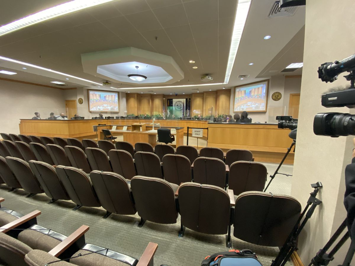 Shreveport City Council votes no on firearms resolution