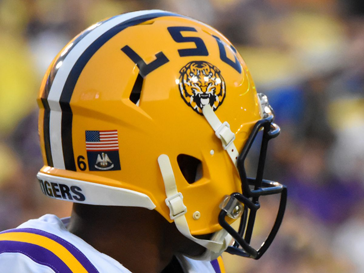 LSU ranks No. 6 in AP, No. 5 in Coaches Poll; Louisiana-Lafayette moves into top 25 after upset win
