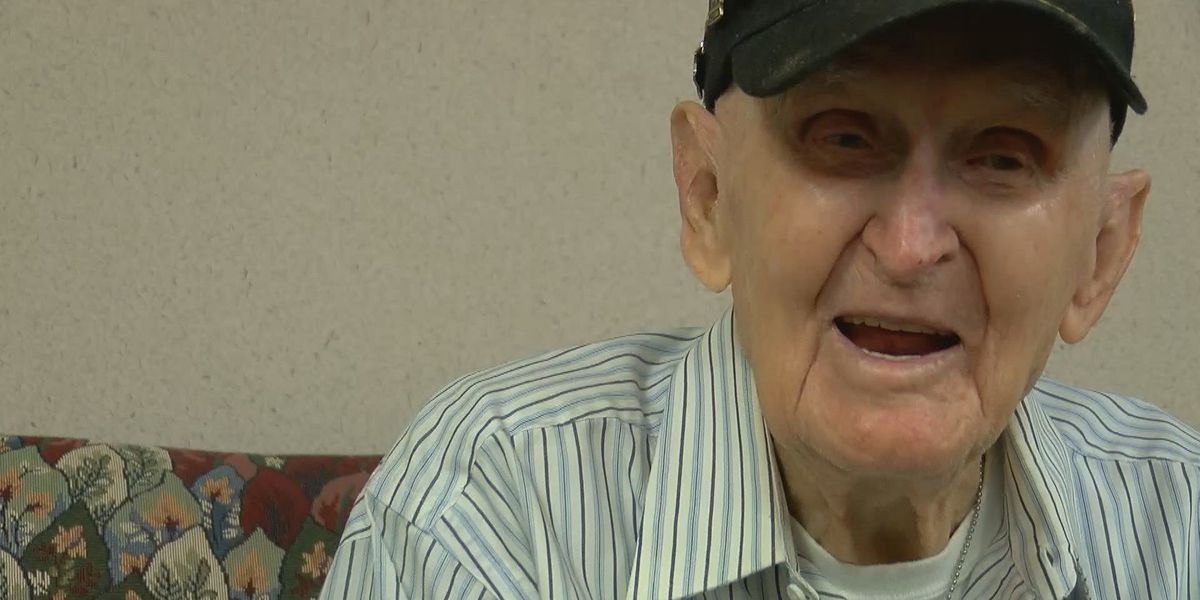 World War II veteran Olan Wise dies; he was 100 years old