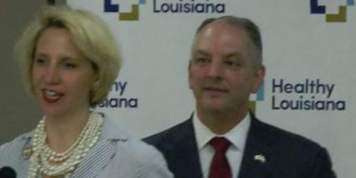 LA governor to tout Medicaid expansion June 30 in Shreveport