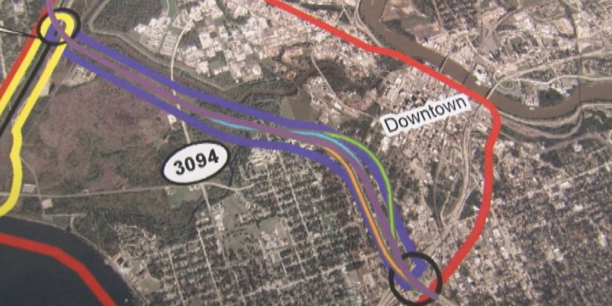 Shreveport I-49 Connector project is one step closer to reality