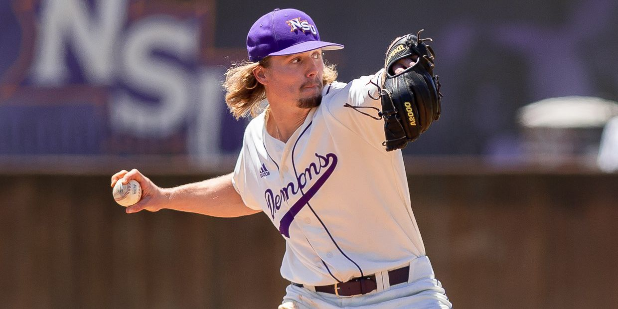 NY Mets select NSU Demons pitcher Nathan Jones in 5th round of draft