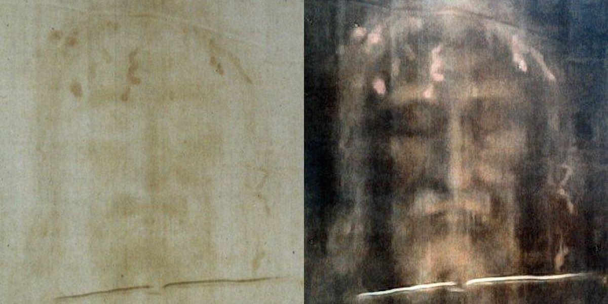 Shroud of Turin life-size replica arrives in Shreveport