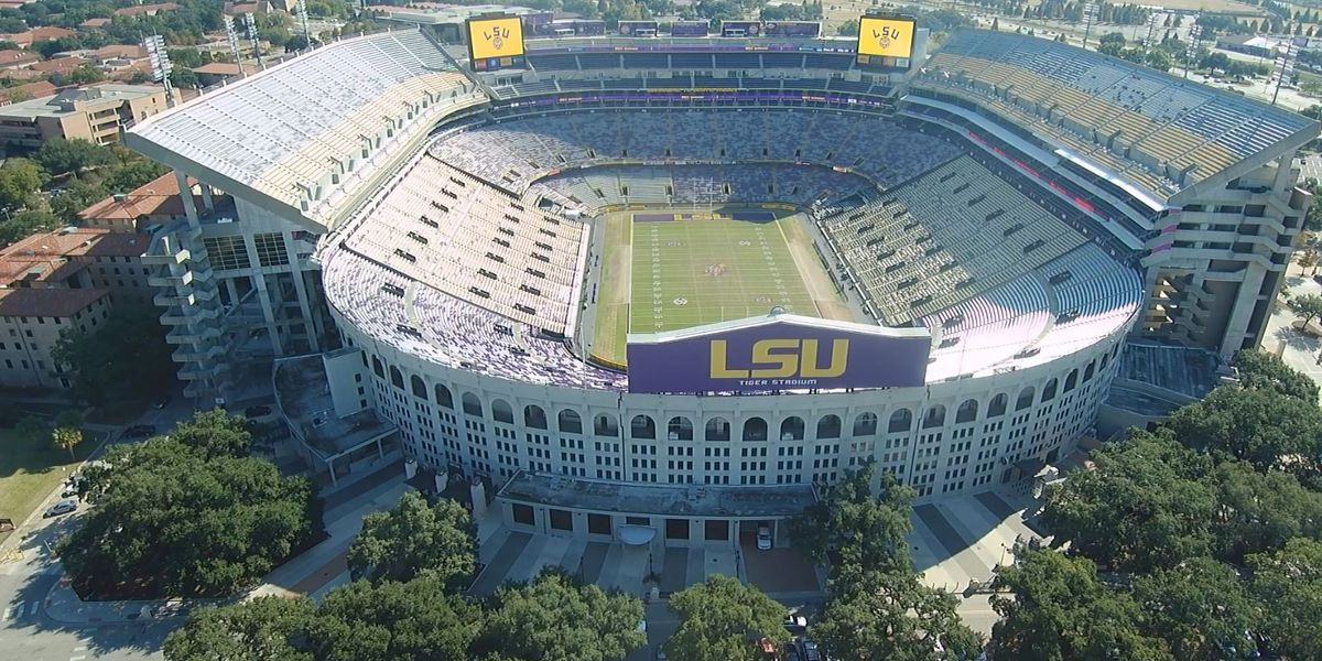 $10 round-trip shuttle rides to LSU home game are coming back