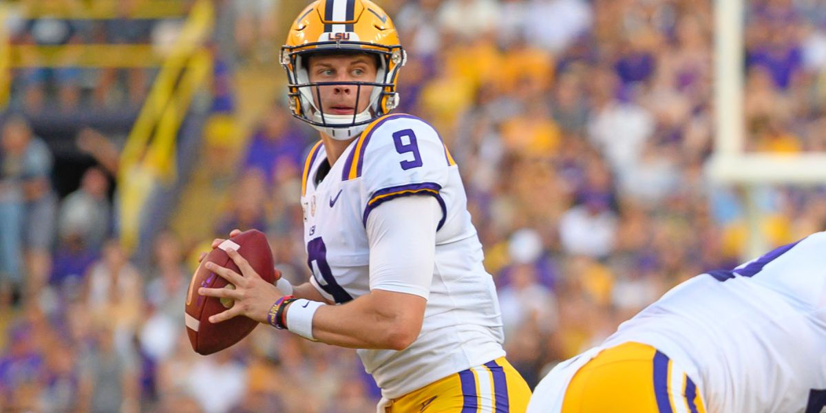 LSU QB Joe Burrow receives AP College Football Player of the Year honor