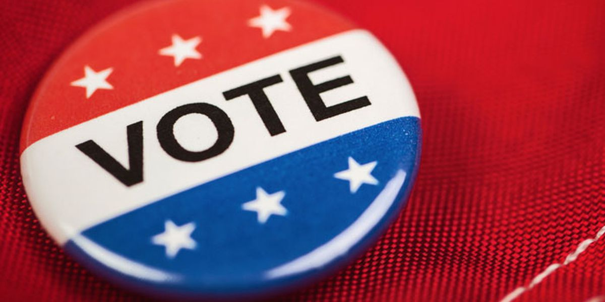 Polls open for early voting in Louisiana