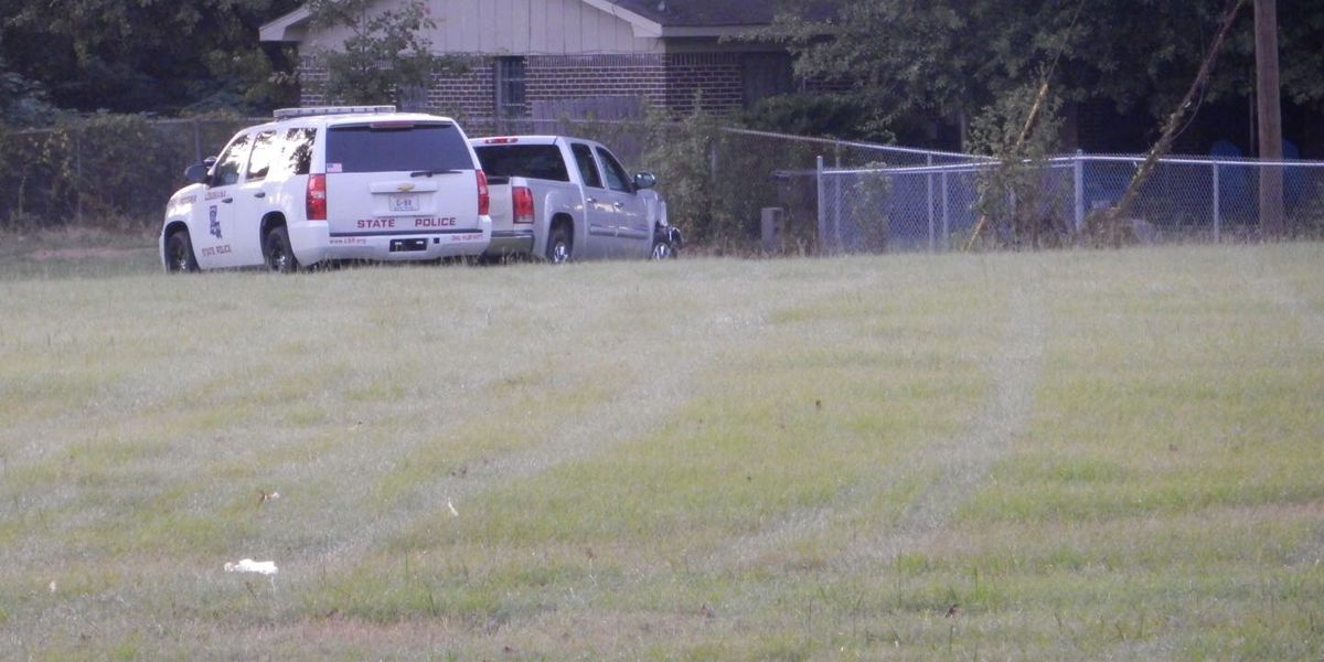 Stolen pickup ditched at school; 2 males sought