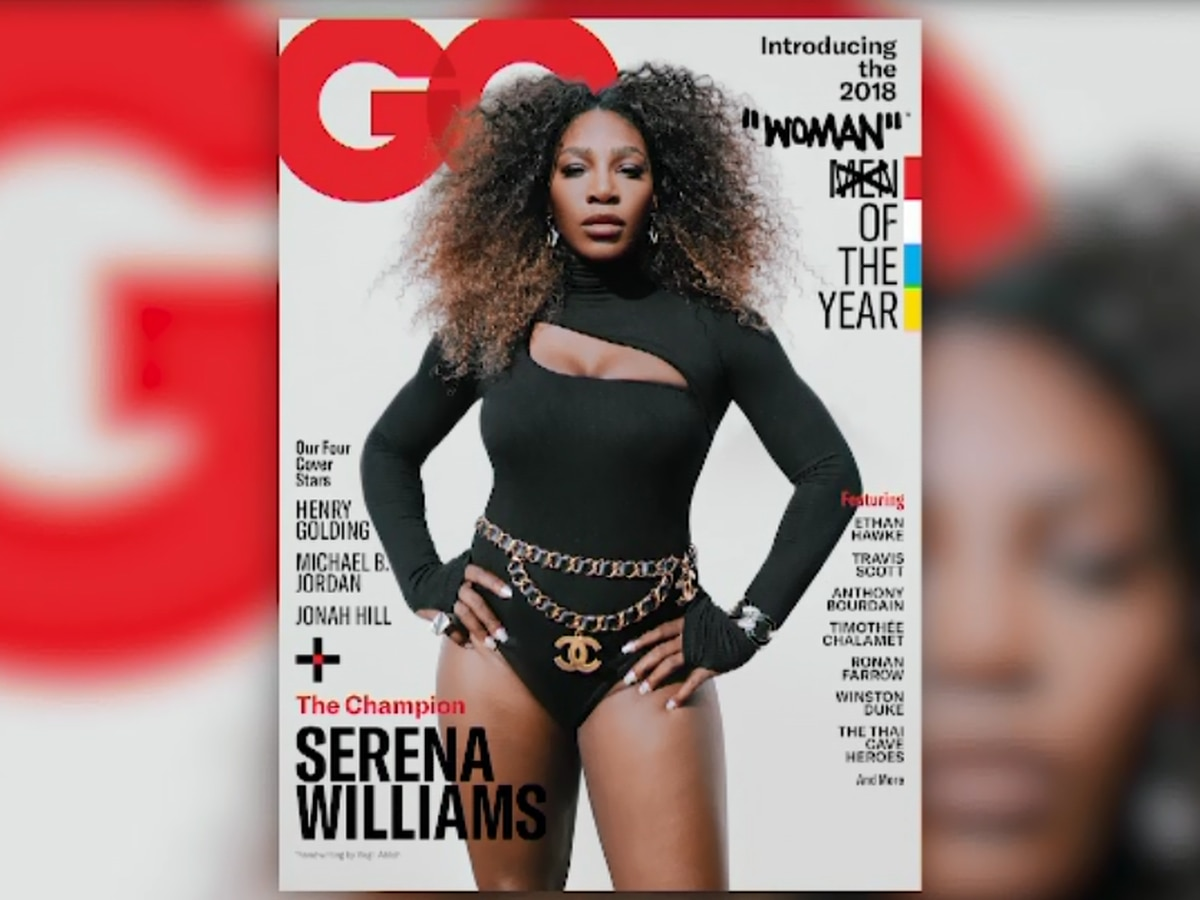 Serena Williams' GQ Woman of the Year cover draws backlash from fans