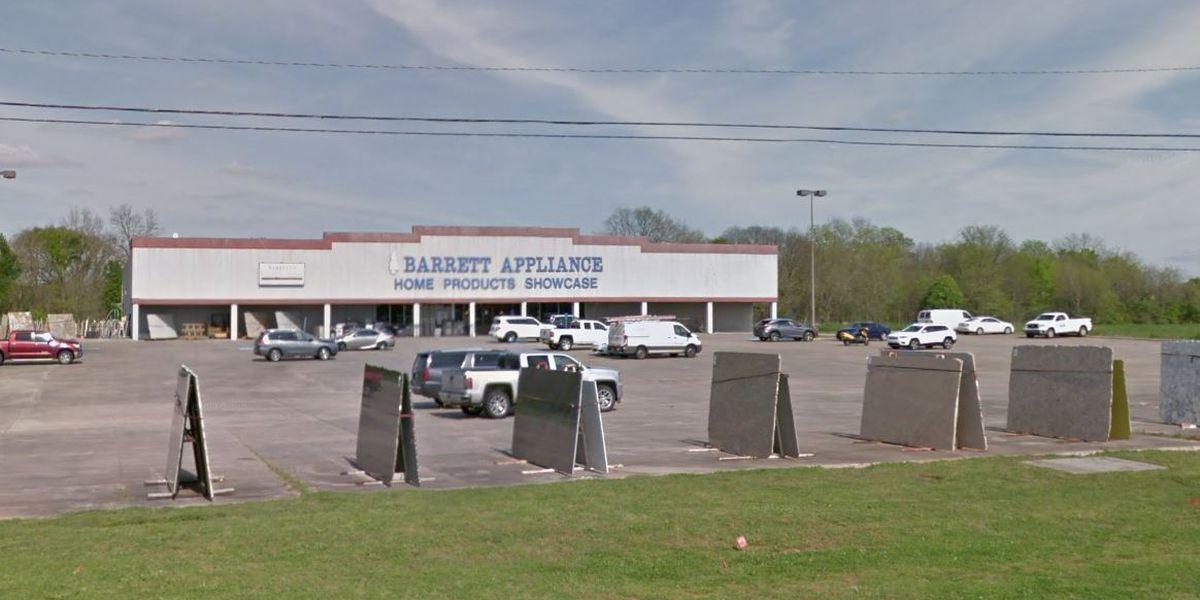 Owner of Barrett Appliance announces store closure