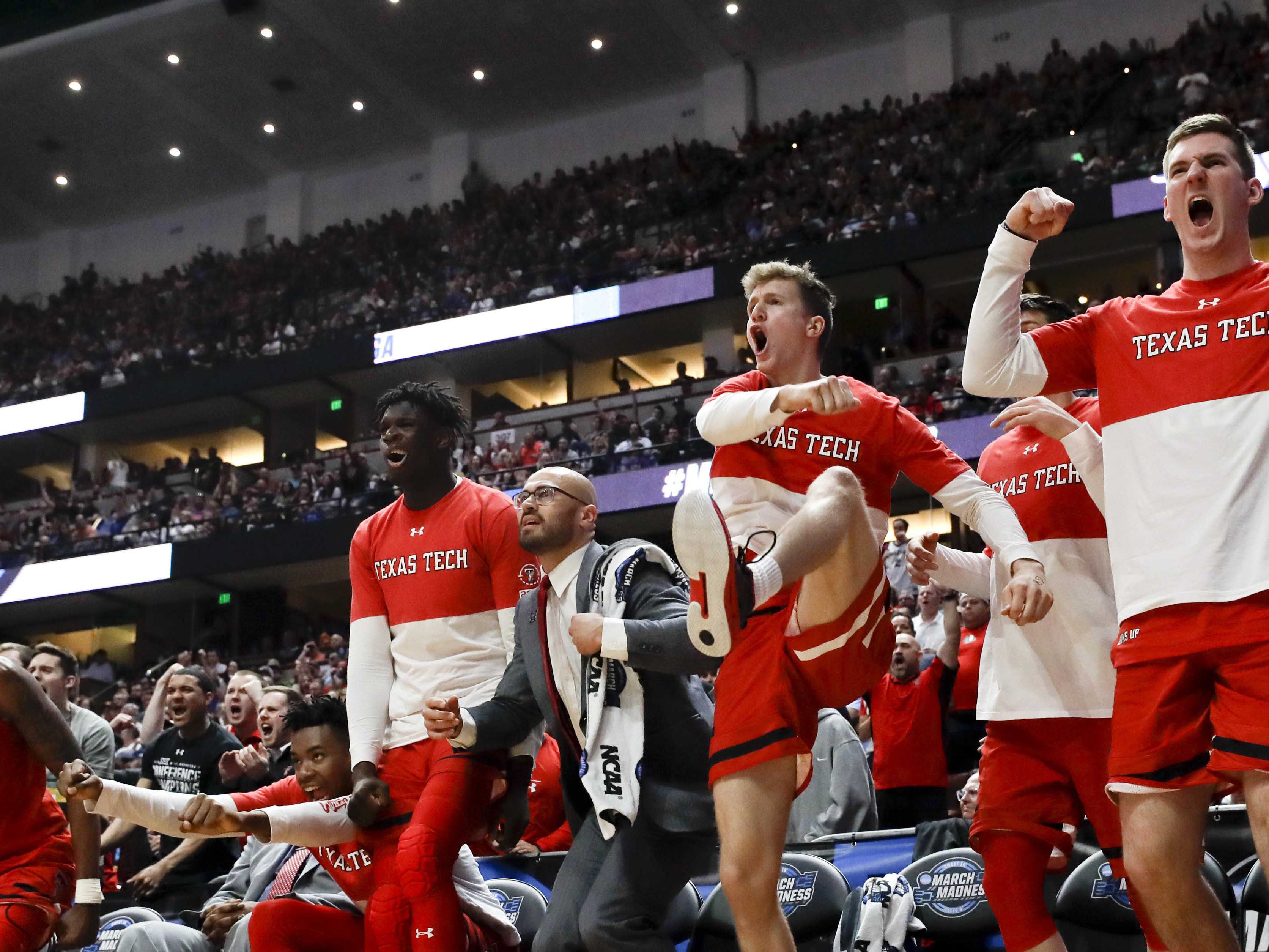 Texas Tech beats Gonzaga to reach Final Four
