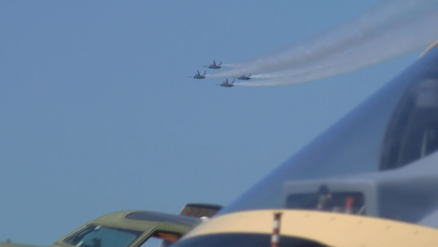 REPORTS: Dates set for Barksdale's 2019 Air Show