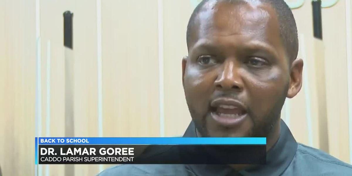 Caddo schools superintendent answers parents' questions