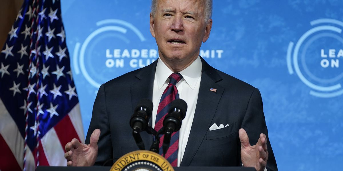 LIVE: Biden opens global summit on climate