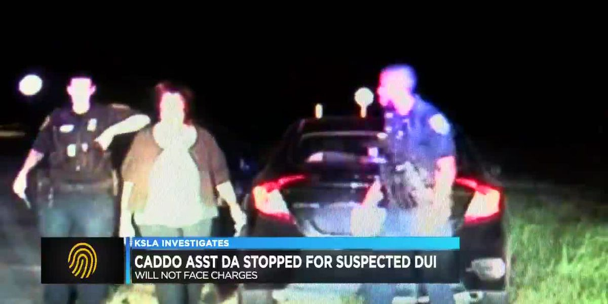 Prosecutor who was stopped for alleged DWI will face no charges; dashcam video shows traffic stop