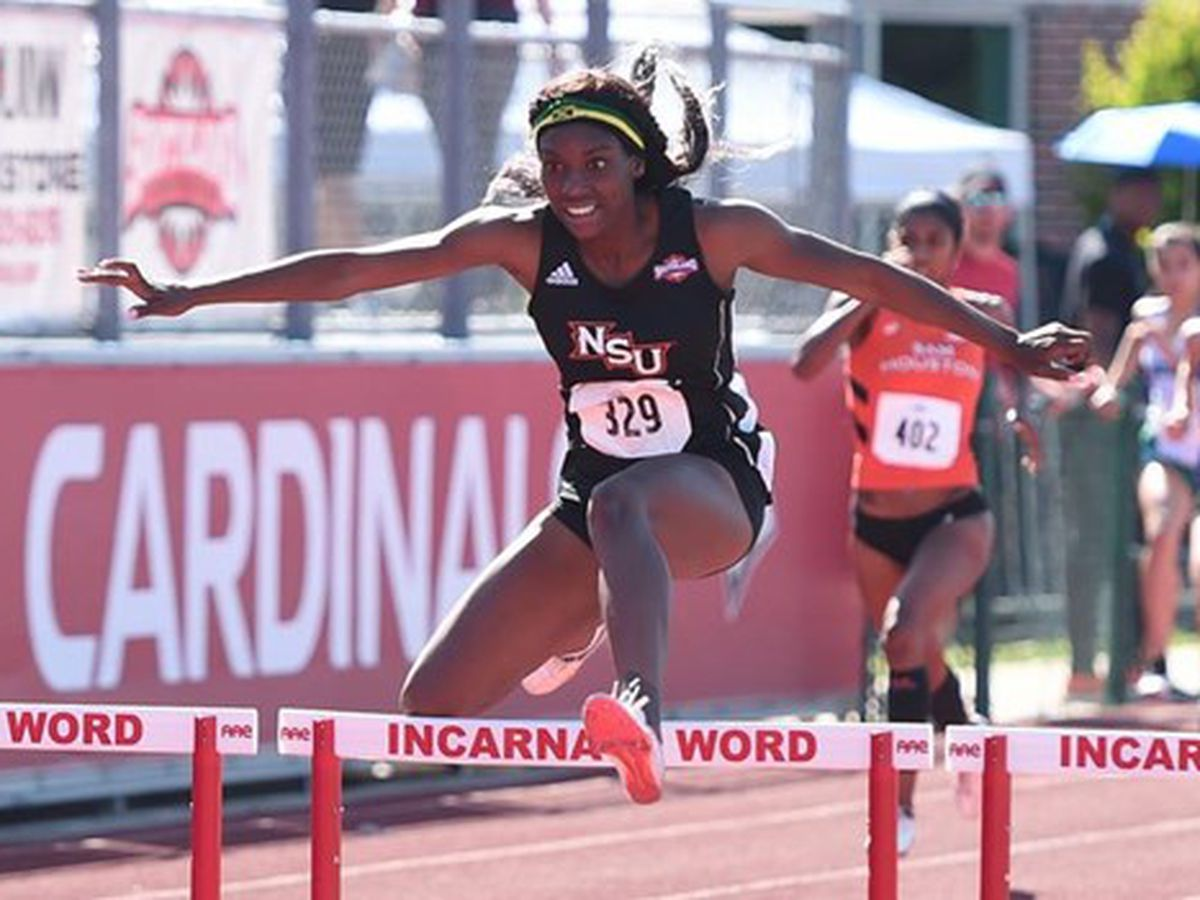 NSU mourning death of track and field standout
