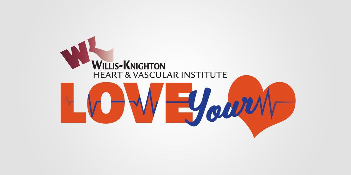 Love Your Heart: Life of a heart attack