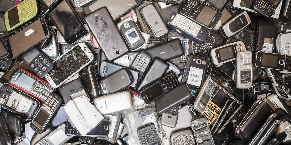 World's pile of electronic waste grows to record high