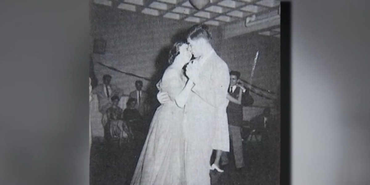 After 63 years apart, high school sweethearts reconnect and marry
