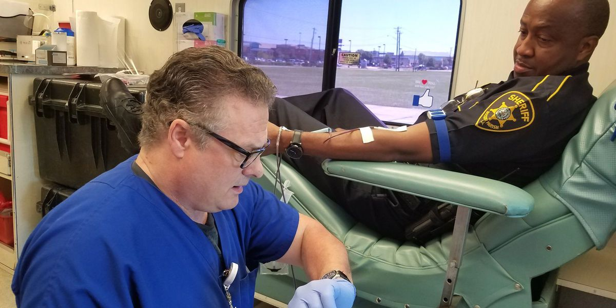 """Cuffs & Hoses"" blood drives scheduled throughout May"