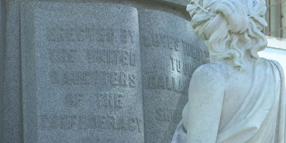Caddo Confederate statue's owners disappointed with parish leaders