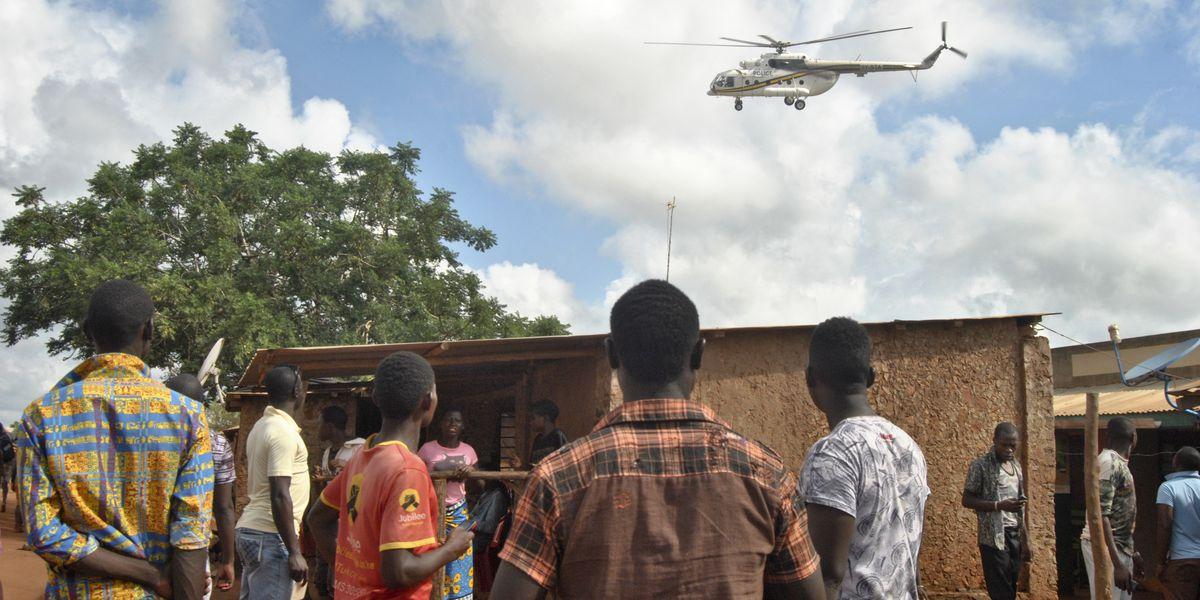 Italy woman volunteering with Kenya kids kidnapped by gunmen