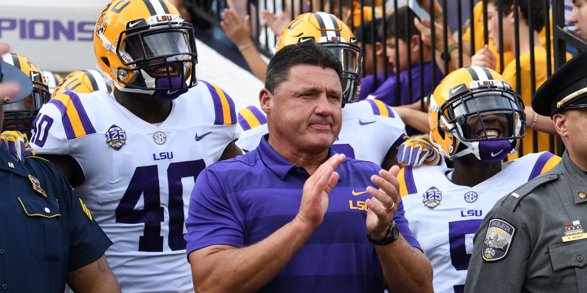 Lunch with Coach O: La. Tech Preview