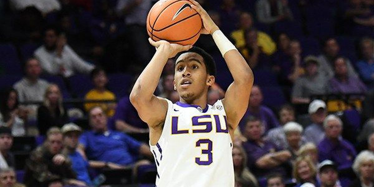 LSU men's basketball wins season opener