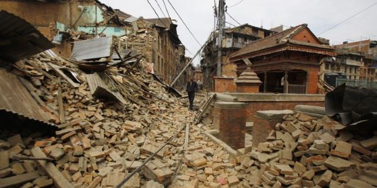Nepal earthquake donation info