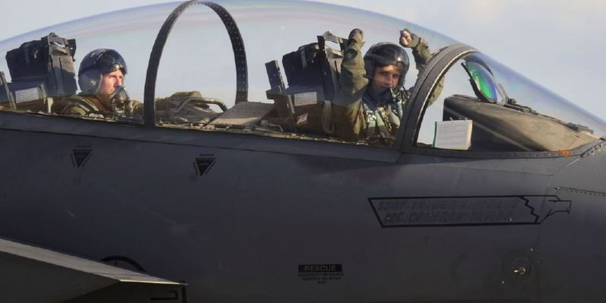 Hurricane Matthew drives military aircraft to Barksdale