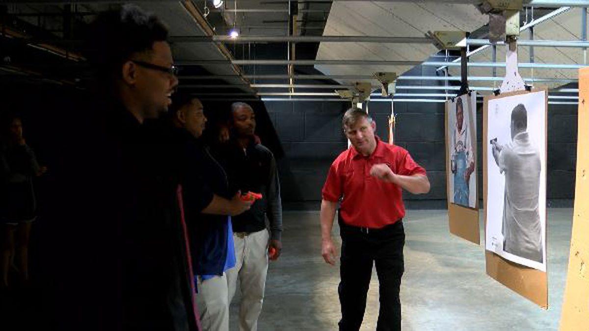 Community gets inside look at Shreveport Police Department