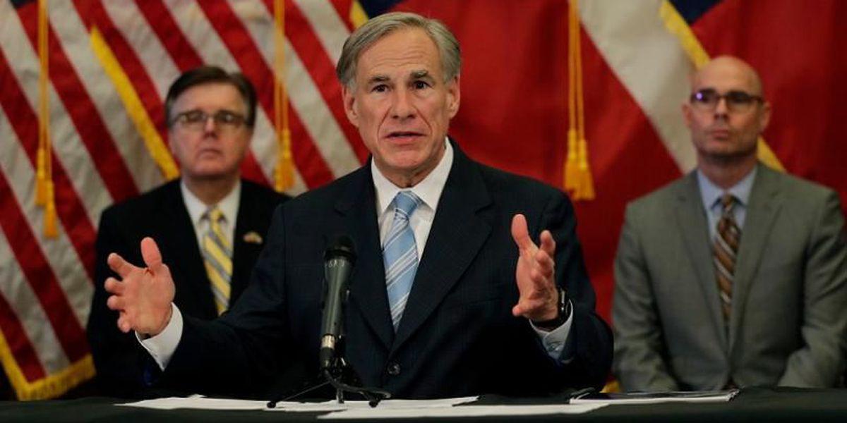 Texas Gov. Greg Abbott opens restaurants, retailers to 75%, visitation allowed in nursing homes