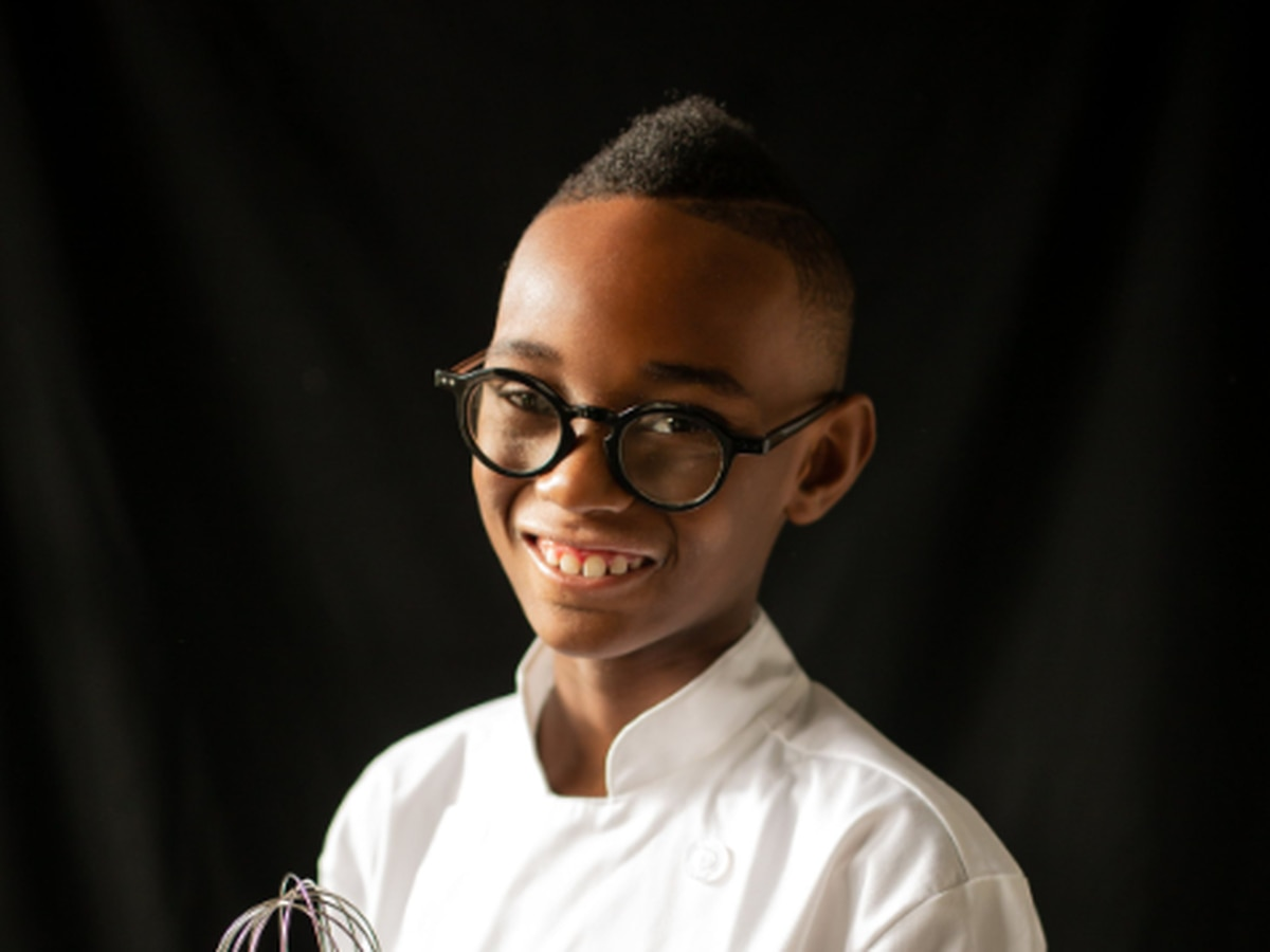 11-year-old Shreveport chef cooks up success