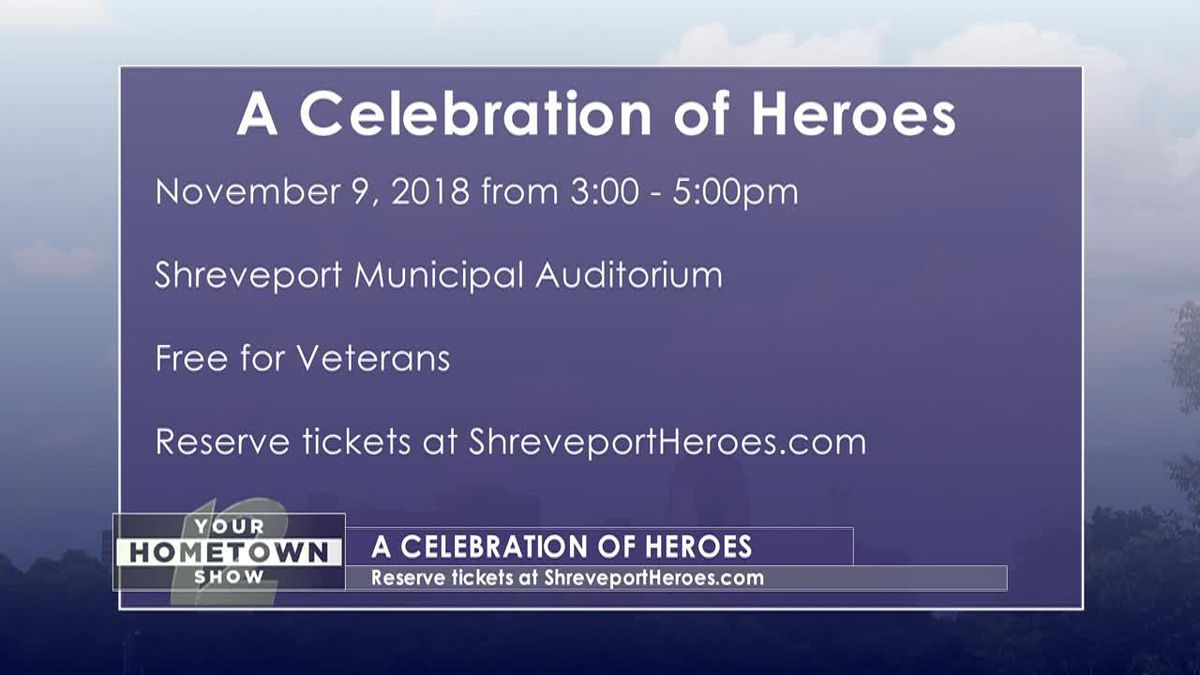 Evans Financial - A Celebration of Heroes