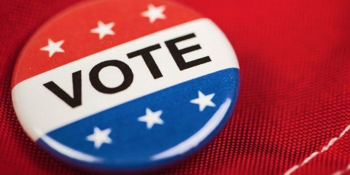 Early voting underway for March 25 elections