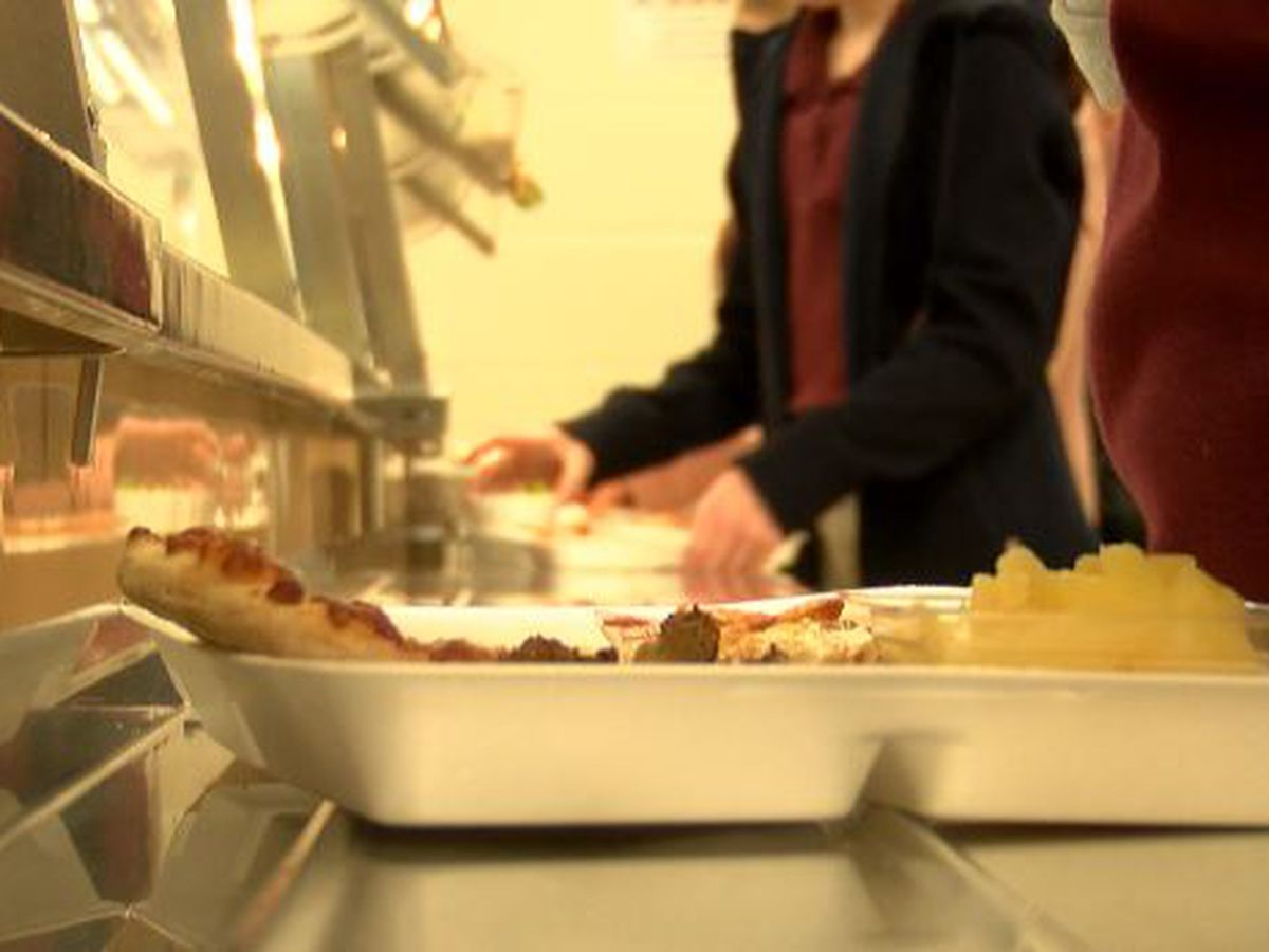 Bossier Parish Schools offer free lunch for all students