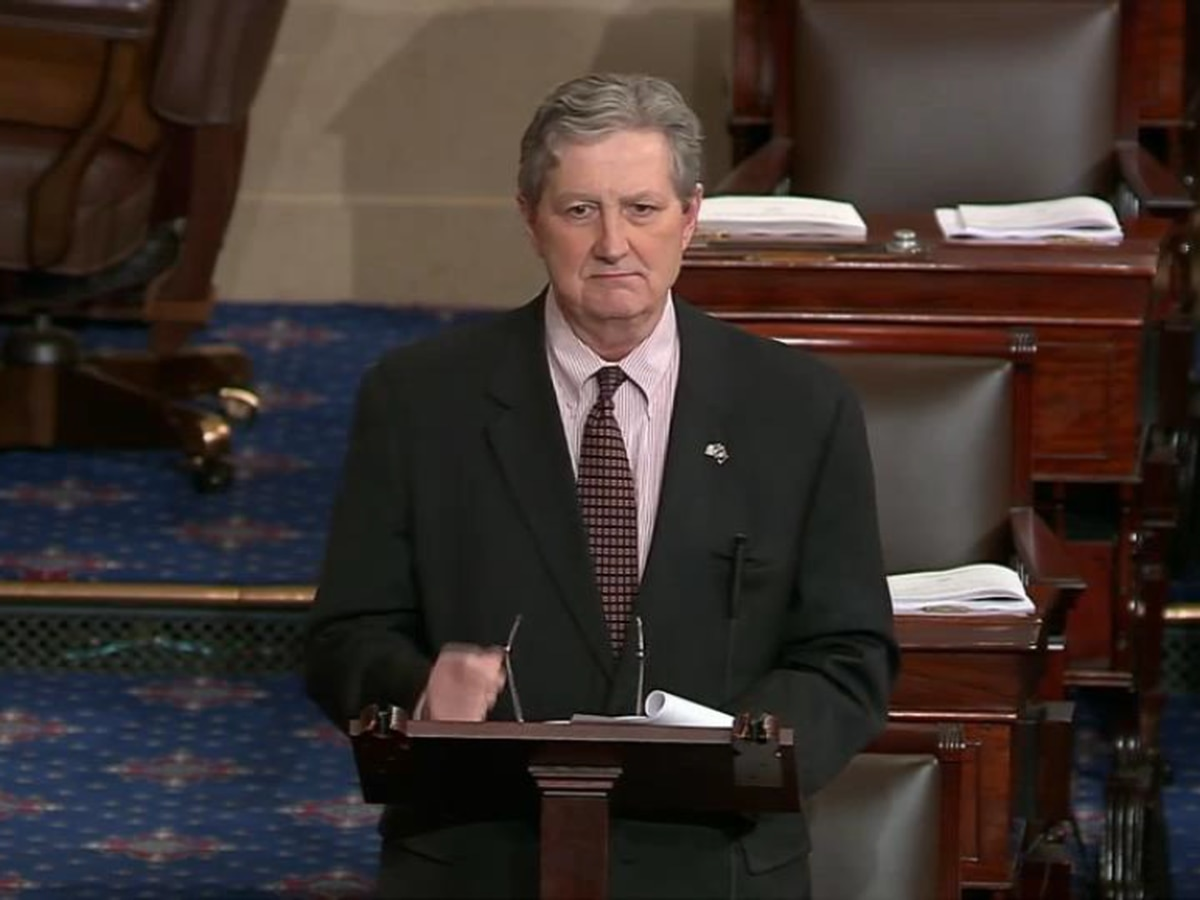 Kennedy introduces amendment to bipartisan criminal justice reform bill