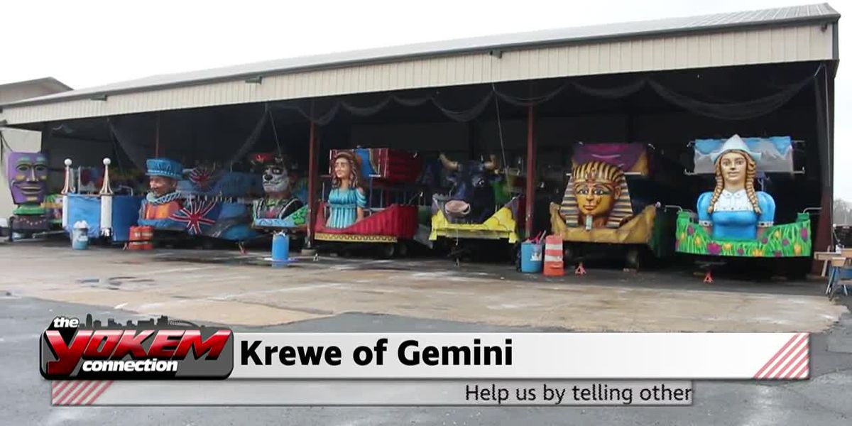 Yokem Connection - Krewe of Gemini