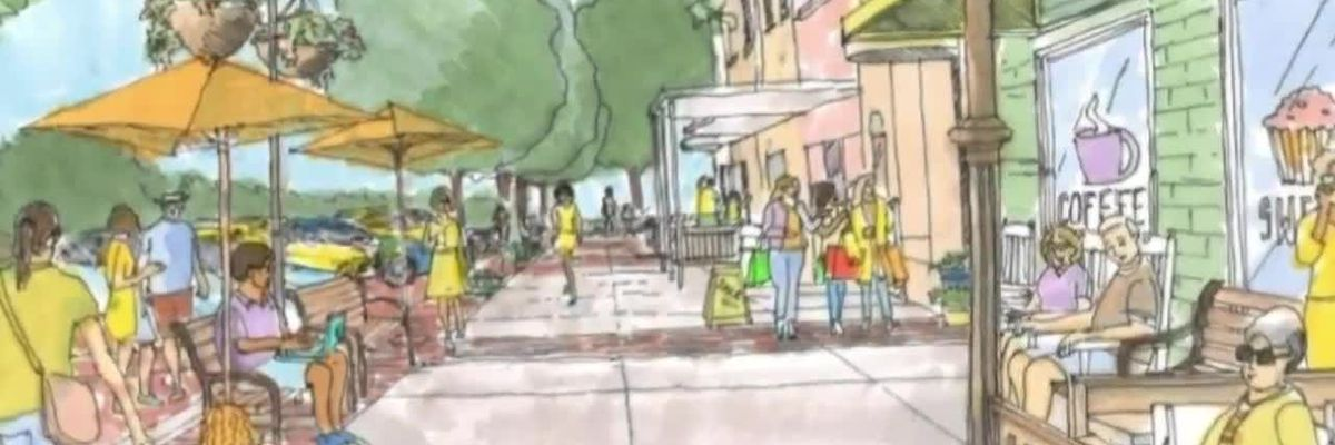 Downtown Marshall, Texas, soon will get a big makeover