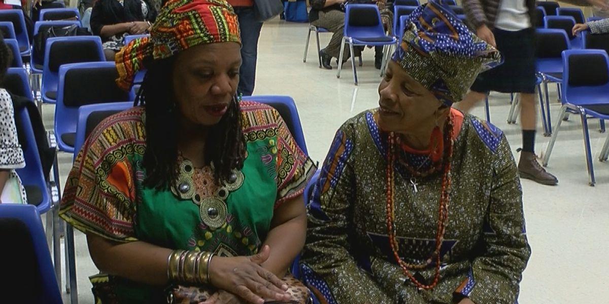 Shreveport celebrates Kwanzaa holiday