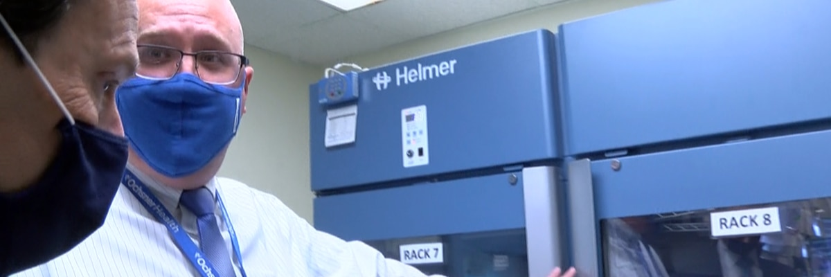 Shreveport medical centers prepare for arrival of COVID-19 vaccine