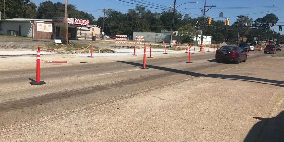 Construction frustrates some Hollywood Ave. business owners