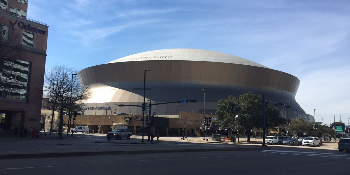 Saints have 'productive' meeting with New Orleans mayor about returning fans to Mercedes-Benz Superdome in phases