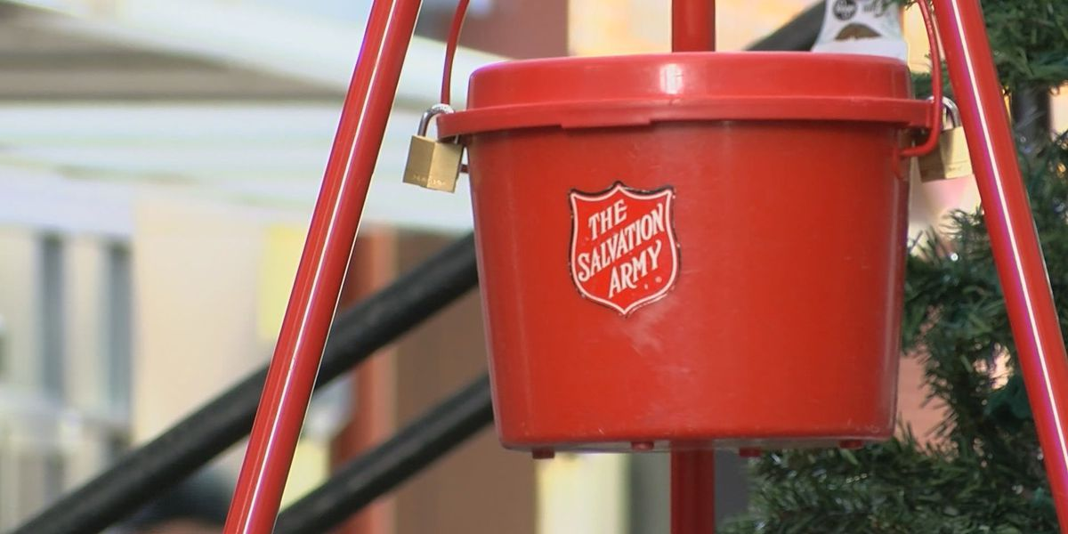 Shreveport-Bossier City Salvation Army short $120K on donations