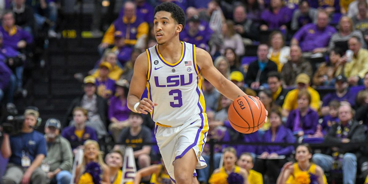 LSU sophomore guard Tremont Waters declares for NBA Draft