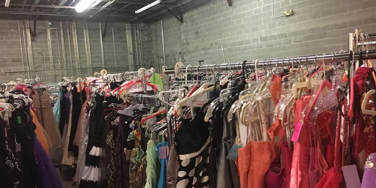 Cinderella Project hosting 7th annual prom dress giveaway Saturday