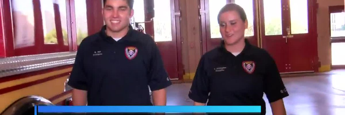 Meet some of Bossier City's newest firefighters