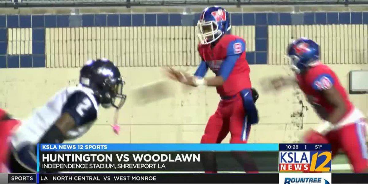 Week 10 - Woodlawn defeats Huntington 42-14