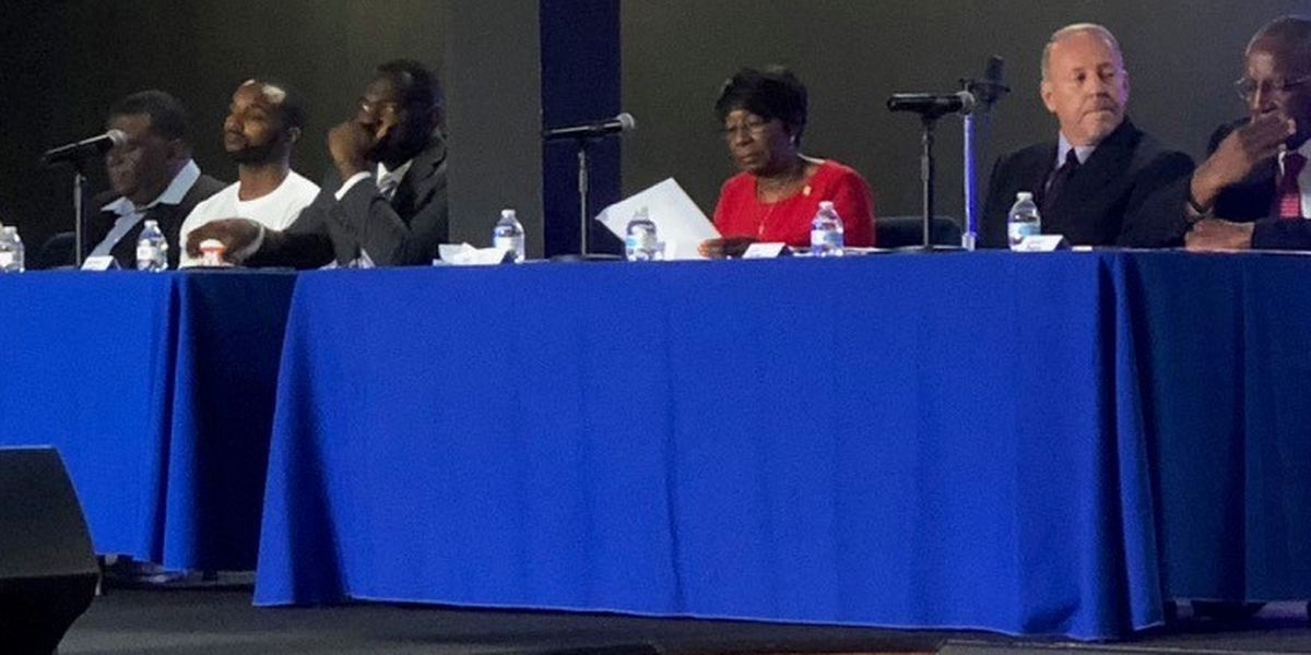 Pastors host Shreveport mayoral forum
